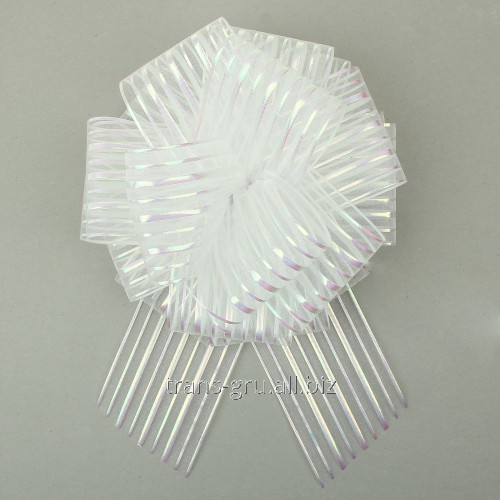 Buy Strip bow sphere No. 10, color white