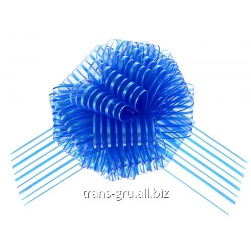 Buy Strip bow sphere No. 10, color blue