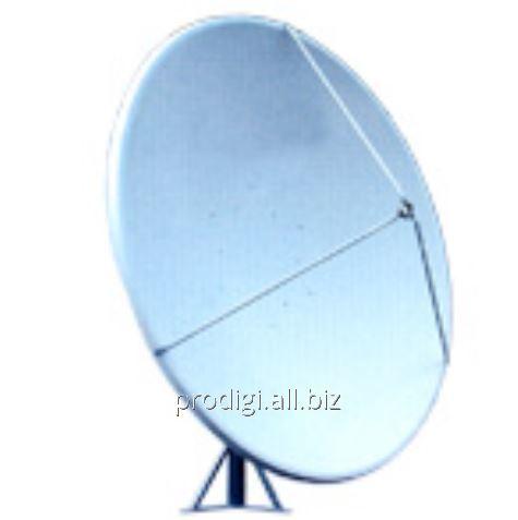 Купить Прямофокусная антенна спутниковая Супрал АУМ-200о 200см