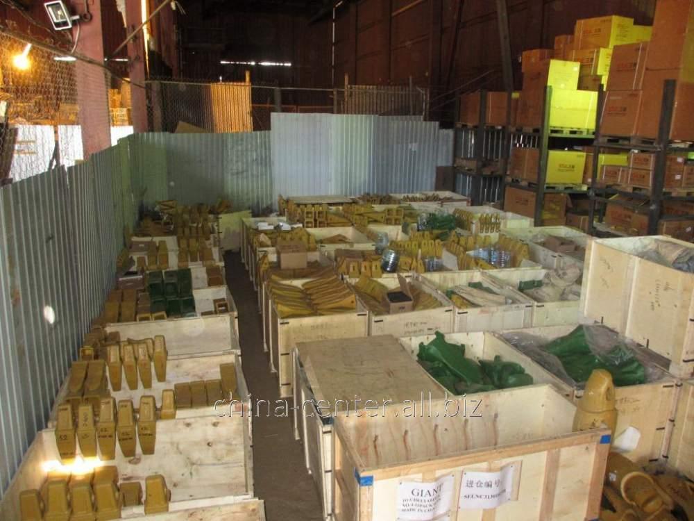 Запасные части на спецтехнику из Китая