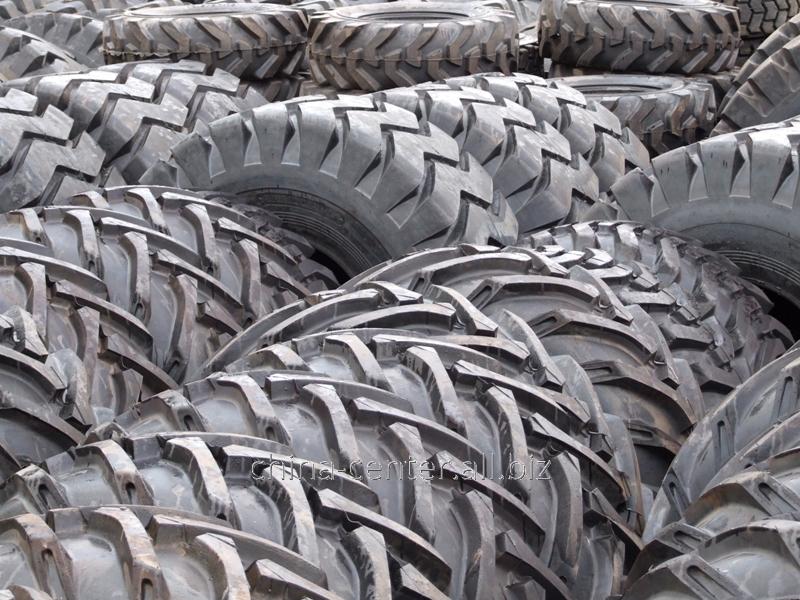Шины для грузовых автомобилей и спецтехники Китайского производства