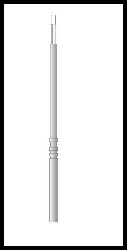 Купить Вставной термометр сопротивления с герметичным исполнением для водяного пара Тип: 90.2830
