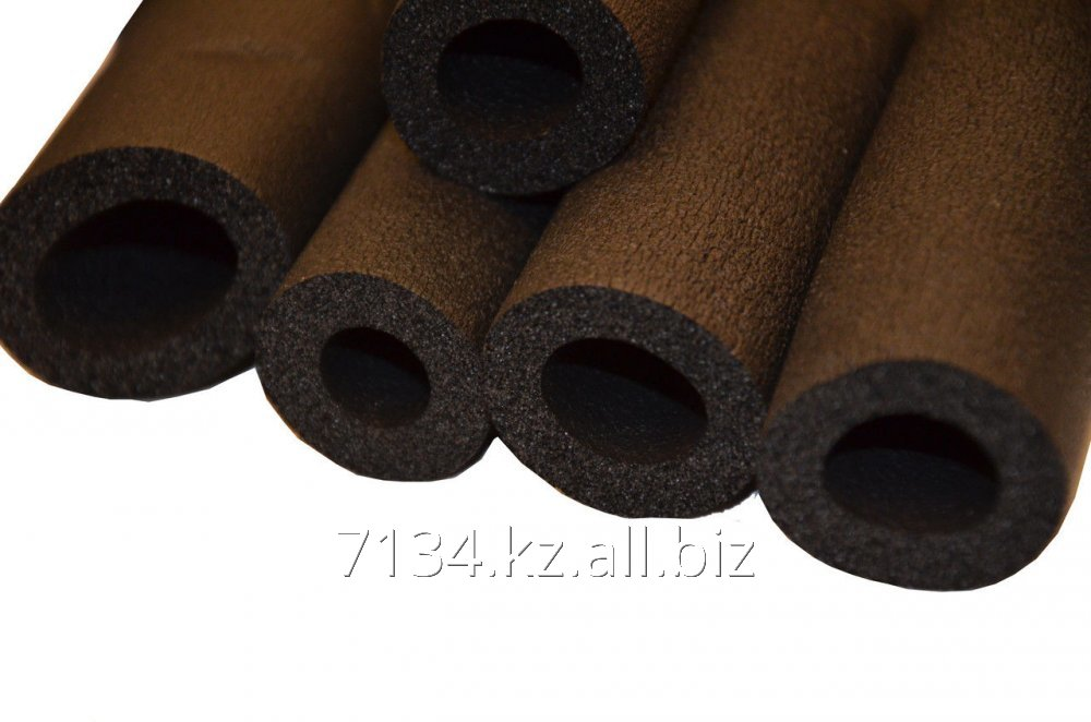 Buy Thermal insulation from the synthetic made foam rubber of 34 mm x 10 mm