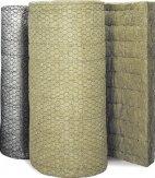 Каменноватные цилиндры с кашировкой алюминиевой фольгой Isotec Section AL, внутренний диаметр 32 мм