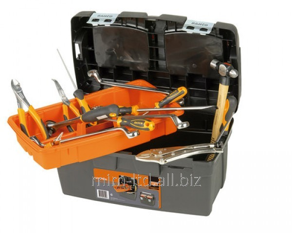 Пластиковый ящик для инструмента, Bahco. Артикул: 4750PTB50