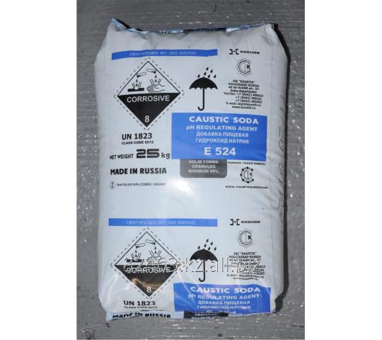 Купить Сода каустическая СТО 00203275-206-2007