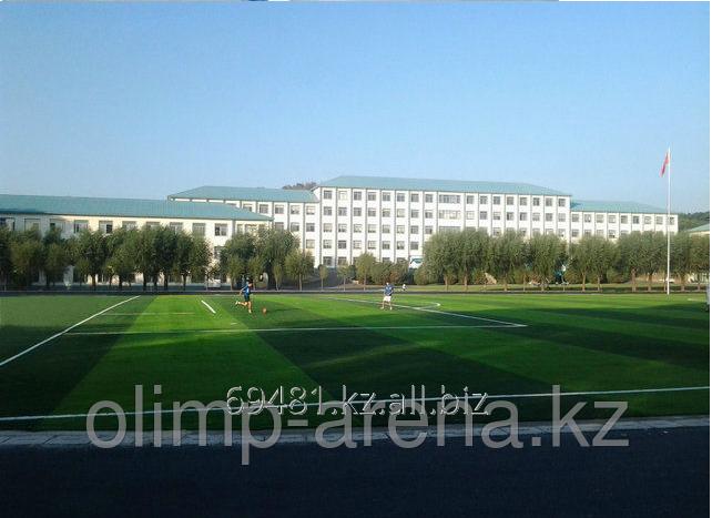 Футбольный искусственный газон