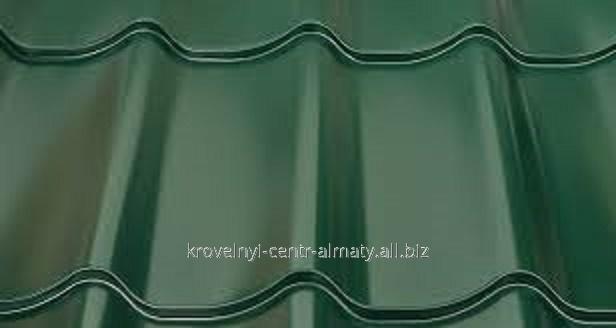 Металлочерепица Green Metallik в Алмате