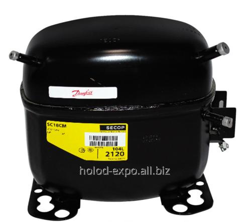 Piston compressor household low-temperature Danfoss NL9FT