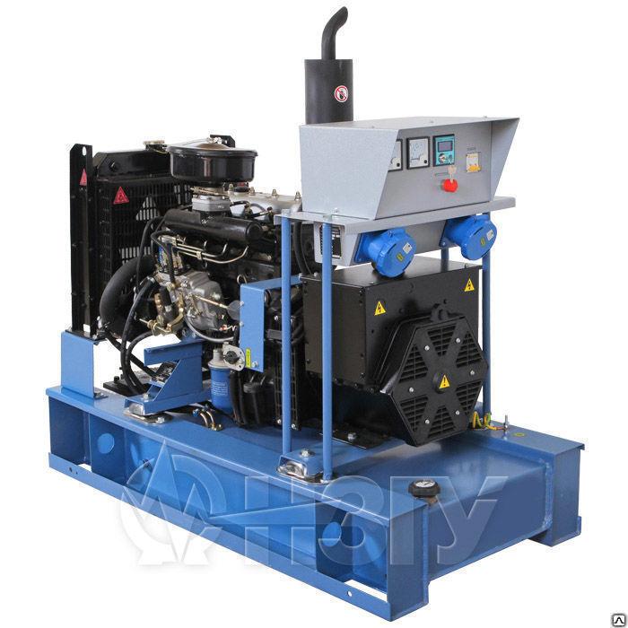 Дизельгенератор АД11С-230-1Р двигатель ЕД480