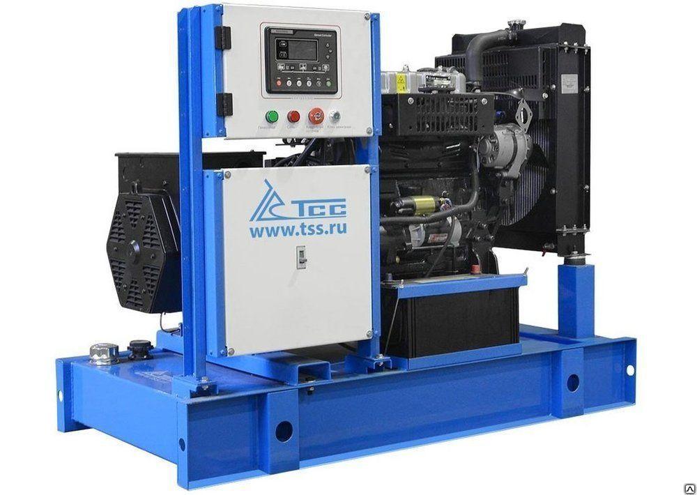 Дизельный генератор ТСС АД-24С-Т400-1РМ10 двигатель TDL 32 3L