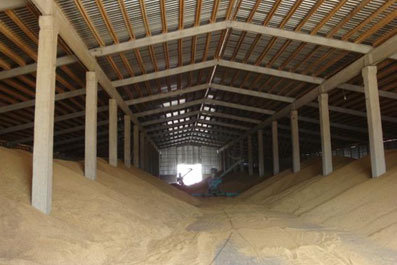 Buy Warehouse for grain storage