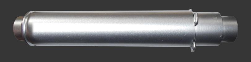 Cильфонный компенсатор многослойный для систем отопления многоэтажных зданий 2BKKB-50