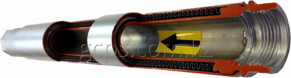 Компенсатор сильфонный систем отопления многоэтажных зданий BKKB-50 для полипропиленовых армированных труб