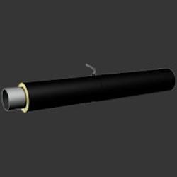 Концевой элемент в ППУ изоляции в ПЭ или ОЦ оболочке
