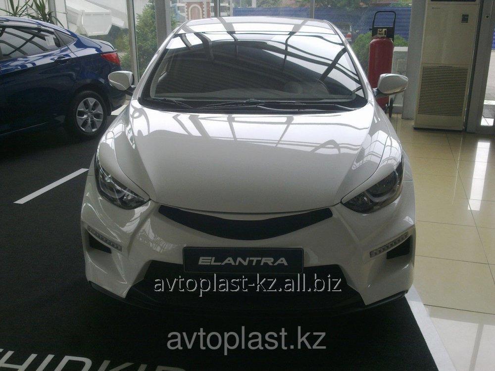 Pads On Headlights Of Eyelash Of Hyundai Elantra Avante Md 2010 Buy