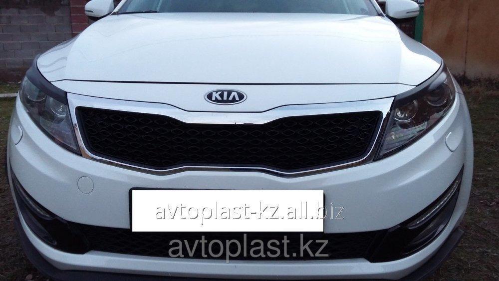 Eyelashes On Headlights Of Kia Optima K5 2010 2013 Buy In Almaty