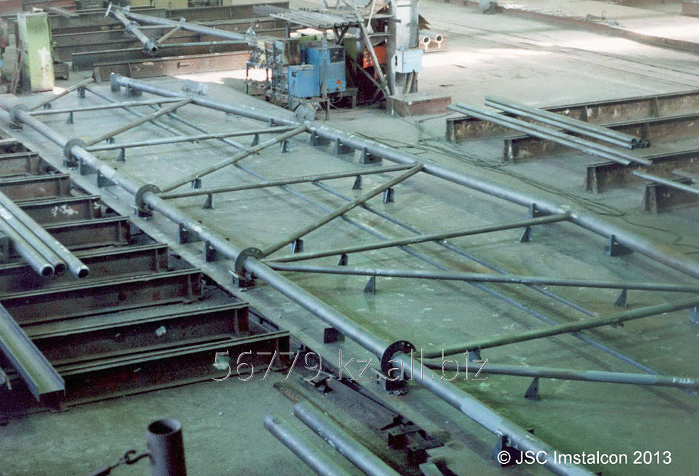 Buy Rafter and subrafter farms from a rolling profile of various section