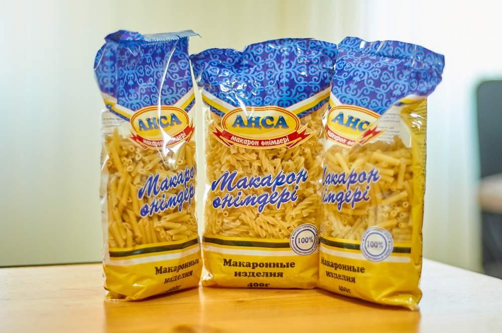 Купить Макаронные изделия Анса в Казахстане