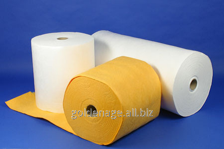 Buy Polypropylene napkin of the 450th yellow 1125