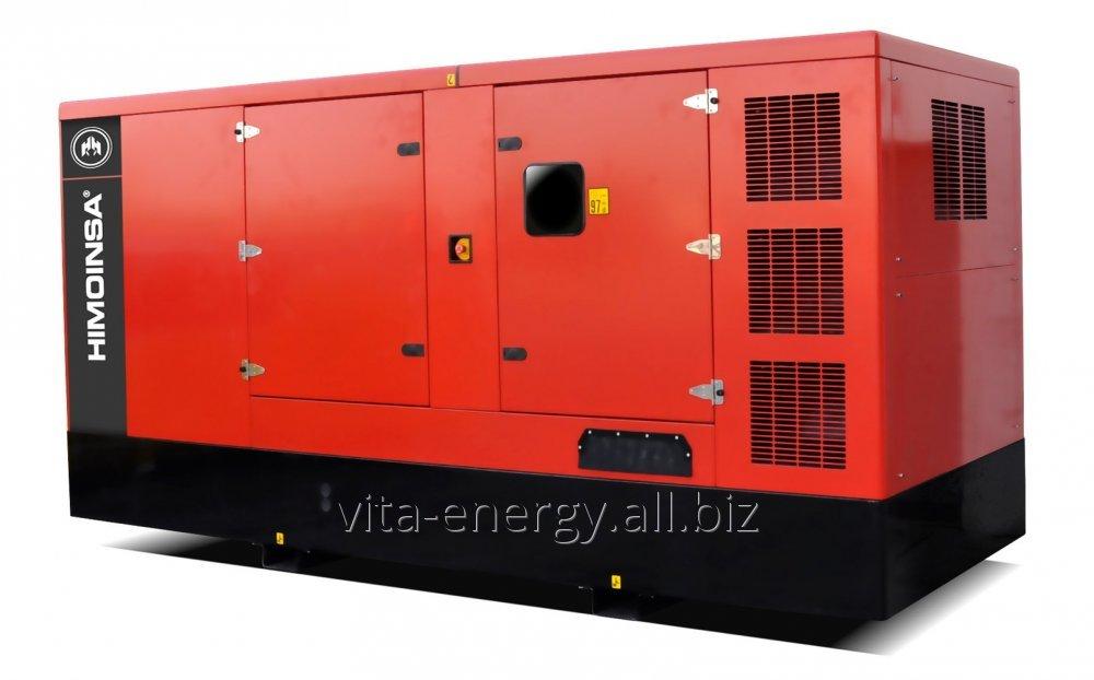 Купить Дизельный генератор HIMOINSA HFW-400 T5 (Испания)