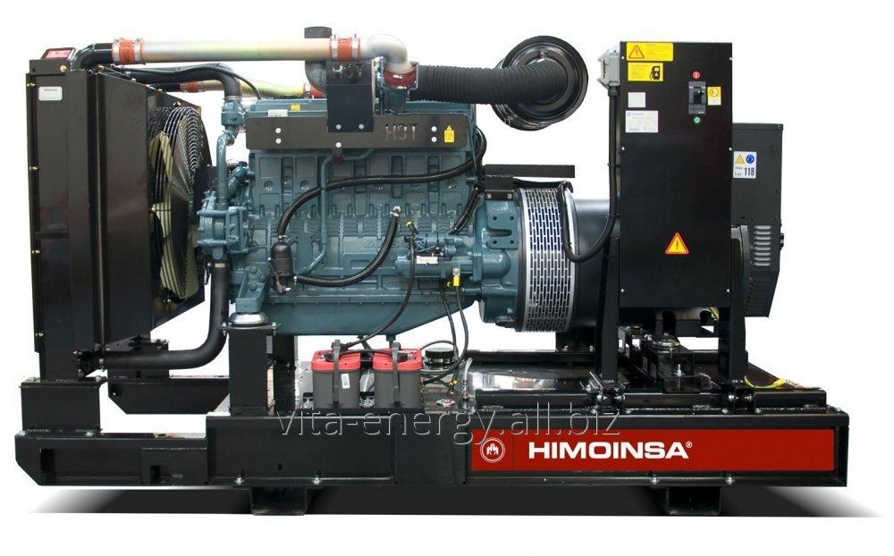 Купить Дизельный генератор HIMOINSA HDW-200 T5 открытый
