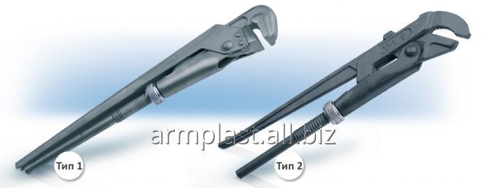 Купить Ключи трубные рычажные (КТР)