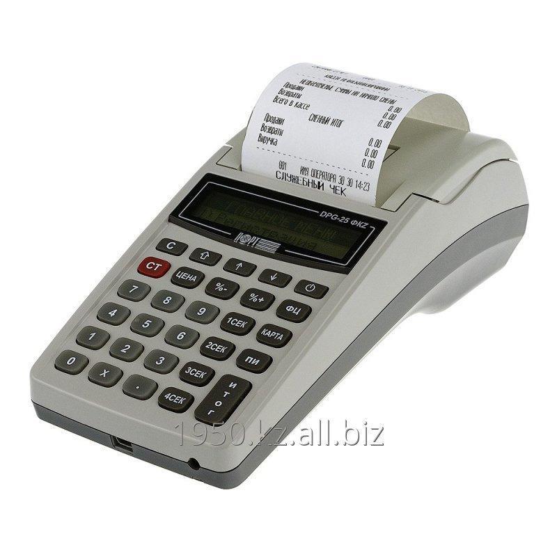 Кассовый аппарат (новый, с функцией он-лайн передачи данных)