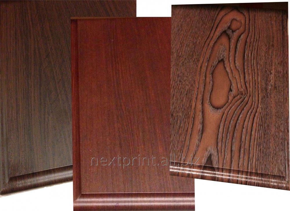 Деревянная основа для плакеток А4