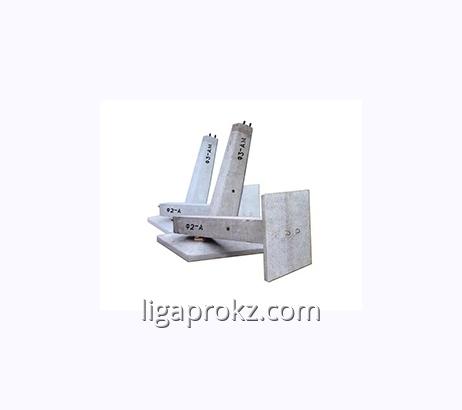 Фундамент ж/б  под металлические опоры М400-447