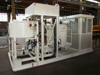 Buy Equipment for production of concrete solution
