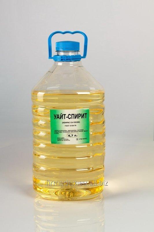 Buy White spirit 4,7l. from Firm Demeu LLP