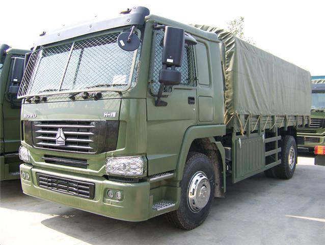 Купить Автомобили грузовые повышенной проходимости HOWO
