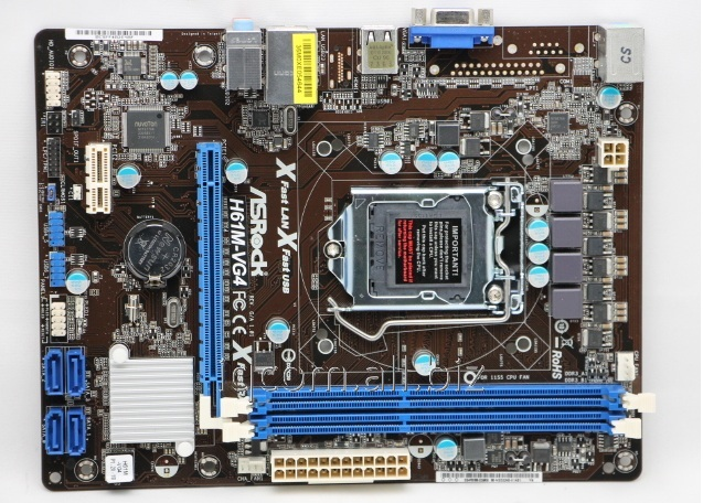 ASRock H61 Pro Intel Graphics Drivers Mac
