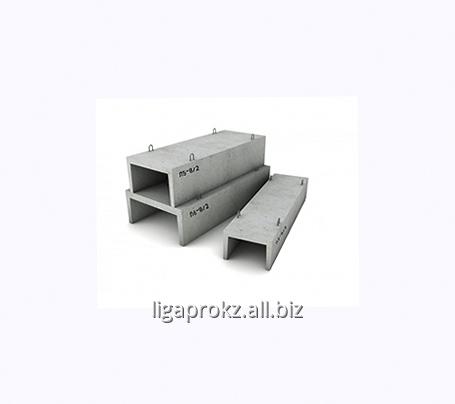 Лоток железобетонный М200, марки Л8-5-2