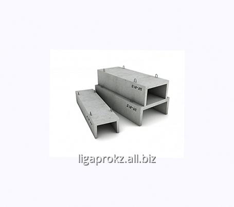 Лоток железобетонный М200, марки Л13-3-2