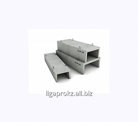 Лоток железобетонный М200, марки Л20-3а-2
