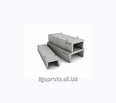 Лоток железобетонный М200, марки Л28-3а