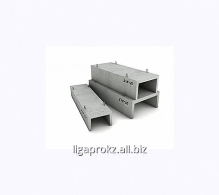 Лоток угловой железобетонный М200, марка Лу1-8-2