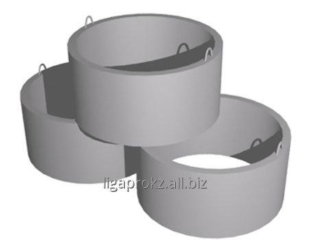 Кольцо стеновое КС железобетонное М200