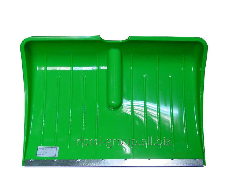 Shovel plastic mm No. 10, 530 x 360