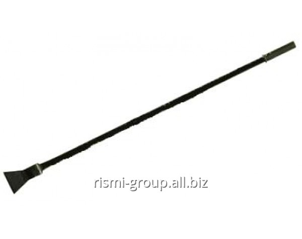 Ice axe with the B3 axe with the plastic handle of 1,2 kg