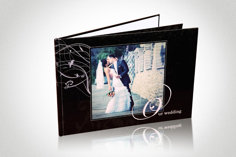 Купить Свадебная фотокнига