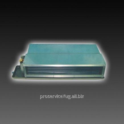 Горизонтальный скрытый фанкойл AUX канального типа Внутренний блокAFC-600H CL R4/4