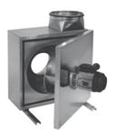 Кухонный вентилятор Shuft EF 225