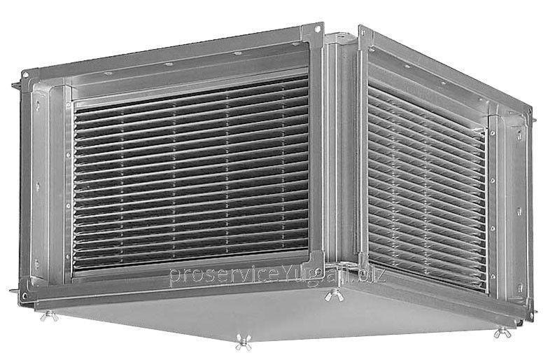 Рекуператор для прямоугольных каналов Shuft RHPr 800x500