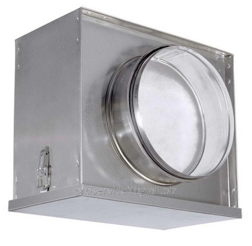 Фильтр для круглых воздушных каналов Shuft FBCr 100