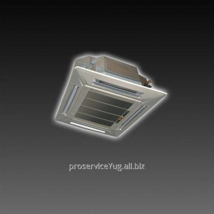 Четырехсторонний кассетный фанкойл AUX Внутренний блок AFC-1400CA/4