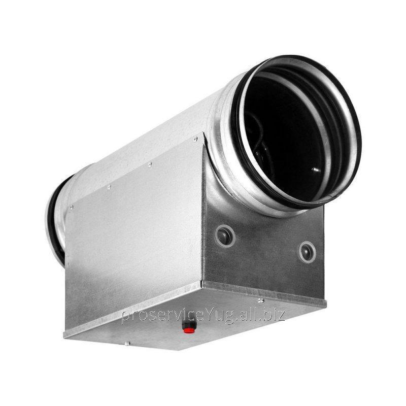 Электрический нагреватель для круглых каналов Shuft EHC 400 - 9,0 / 3 / 3