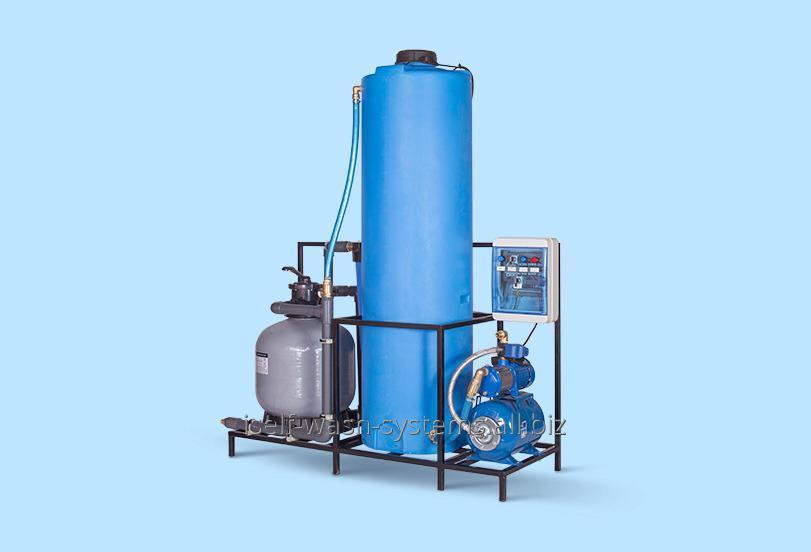 Купить Система очистки и экономии воды АРОС 1 (система оборотного водоснабжения)